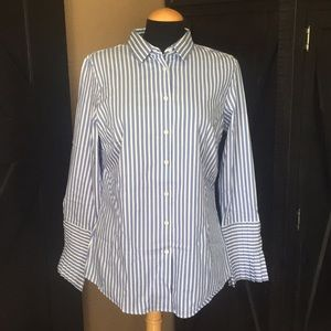 NWT Banana Republic Riley Button Down Shirt